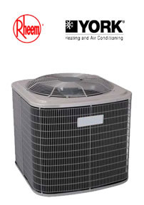 Rheem and York Heating and Air Conditioning Picture